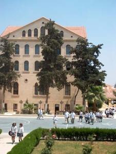 Tarsus Amerikan Koleji'nin 100 yıllık binası Stickler