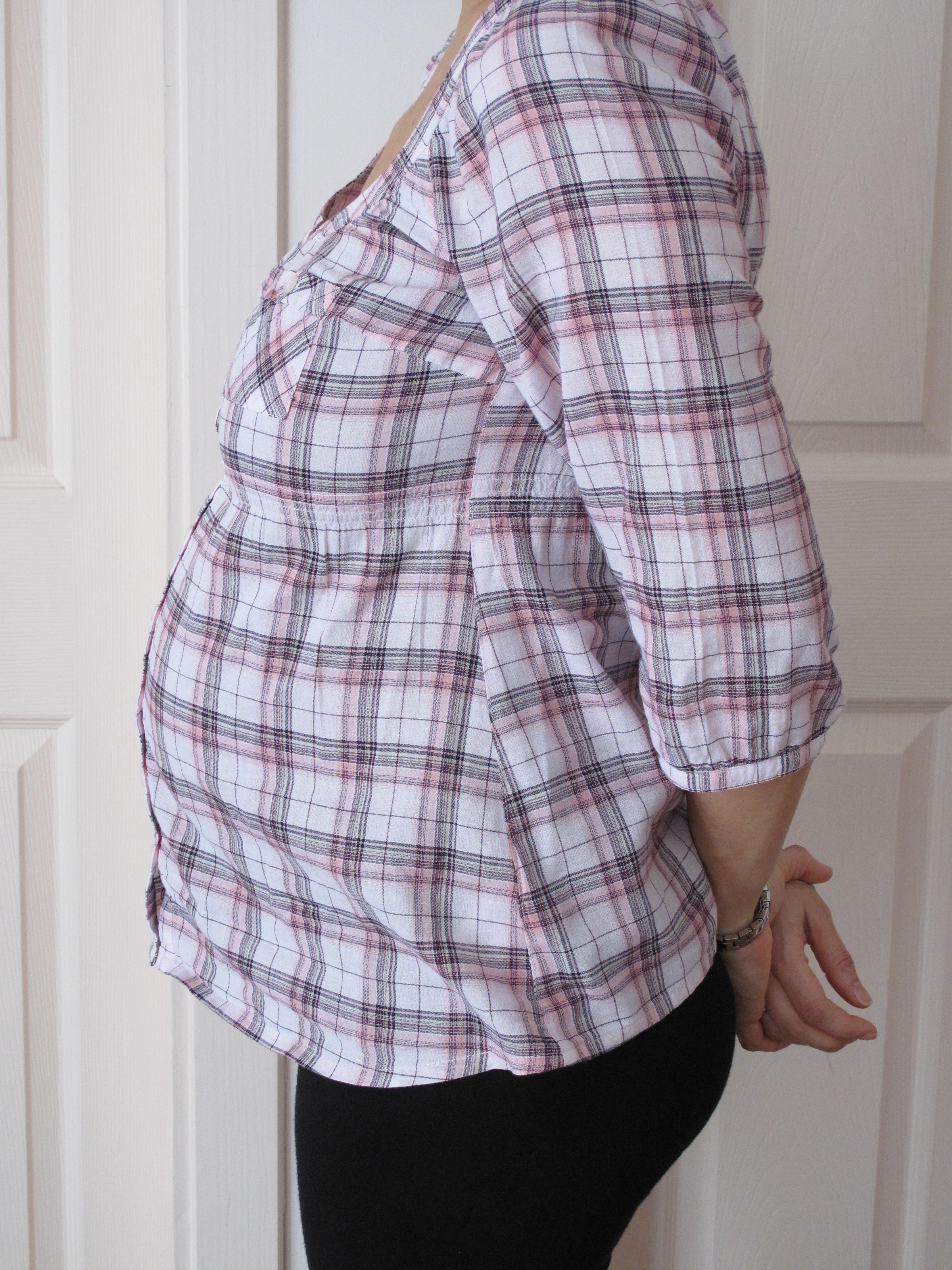 25 Hafta 6 Aylık Hamileyim Blogcu Anne